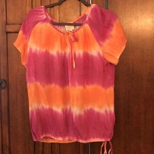 St John's Bay PL blouse excellent condition!